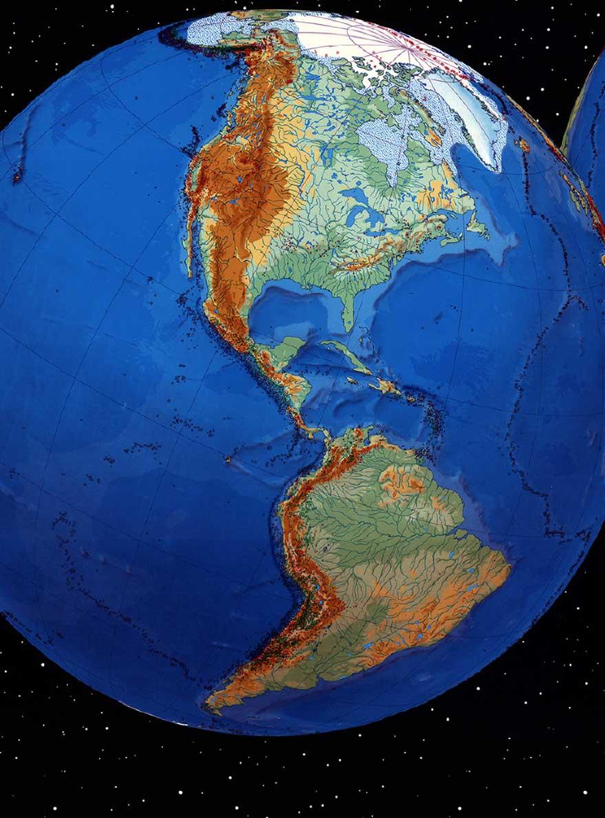 World Earthquake Map Geology