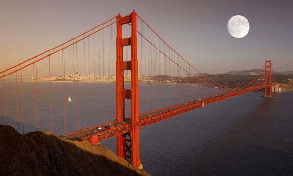 Golden gate bridge san francisco california united states photo sciox Images